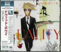 DAVID BOWIE-REALITY-JAPAN BLU-SPEC CD2 D73