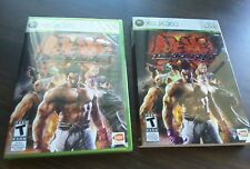 Xbox 360 Tekken 6 New Sealed With Slip Cover