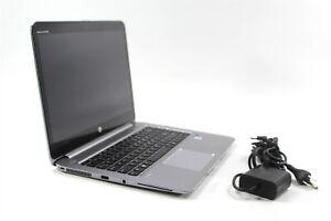 "14"" 2K HP EliteBook Folio 1040 G3 Touch i5-6300U 2.4GHz 128GB SSD 8GB RAM NO OS"