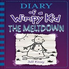 The Meltdown Hardcover Free Shipping (Diary of a Wimpy Kid Book 13) Jeff Kinney
