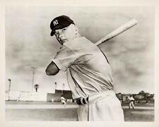 MICKEY MANTLE - 1951 BOWMAN ROOKIE CARD PHOTO REPRINT