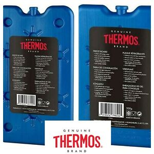 Thermos Cool Bag Cooler Box Freeze Board Ice Pack  for Cool Boxes & Bags UK