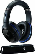 Turtle Beach Elite 800 Black Over the Ear Headsets for PlayStation 4