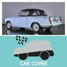 Quality Car Cover Fits Triumph Herald 13/60 1967 to 1971