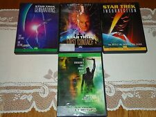 4 DVD Star Trek: The Next Generation - Widescreen Movie Collection, all 4 films
