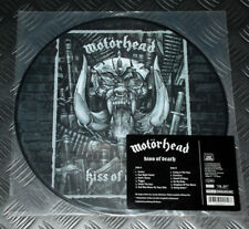 Motorhead 'Kiss Of Death' 28835 Steamhammer 2006 ORG Pic LP Picture Disc V.Rare
