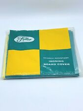 Vintage Fuller Ironing Board Cover New Never Opened