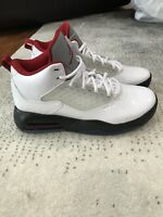 Nike Air Jordan Maxin 200 Basketball Shoes White Black Red CD6107 101 Men's 9.5