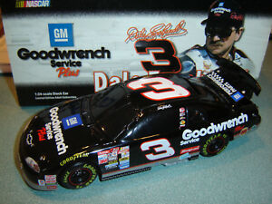 Dale Earnhardt #3 GOODWRENCH SERVICE PLUS 1999 Action RCCA BWB 1/24 Preowned