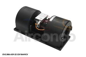 Spal Centrifugal Blower Fan, 006-A39-22, 4 Speed, 12v - Genuine Product!