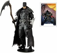 "McFarlane Toys Death Metal Batman Action Figure 7"" DC Multiverse"
