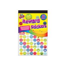 ARTBOX 500 Reward Stickers Assorted Fun Achievement Kids(6811)