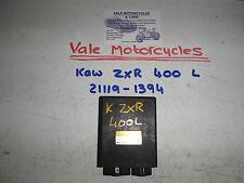 KAWASKI ZXR 400 L CDI UNIT 21119-1394 ZXR400L IGNITOR IGNITION BOX