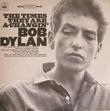 Bob Dylan - The Times They Are A-Changin (RE CBS Vinyl-LP Holland 1978) TOP