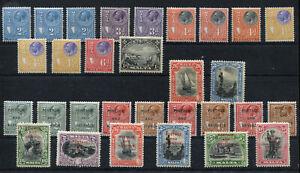 Malta Lot ab 1926 *, Inhalt siehe Scan