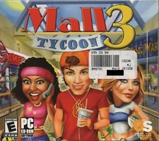 Mall Tycoon 3 PC CD-ROM by Global Star Software