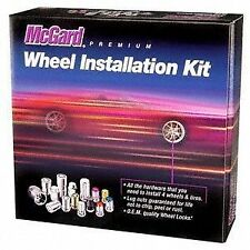 MCGARD 84538  Reman Wheel Installation Kit McGard 5 Lug Hex Install Kit w/Locks