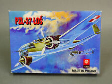 Plastyk S-04 PZL-37 A/B LOS 1:72 Kombiversand möglich Model Kit #A4