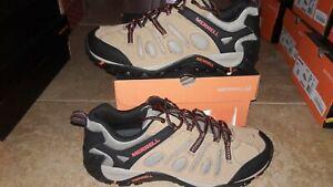NEW Mens Merrell Crosslander Vent Trail Running shoes, size 11