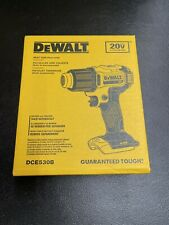 Dewalt 20V Max Compact Cordless Heat Gun With LED Foot Light & Lock-On Trigger