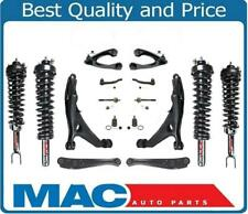 96-00 Civic Upper & Lower Control Arm With Ball Joints Tie Rods Struts 16Pc KIT