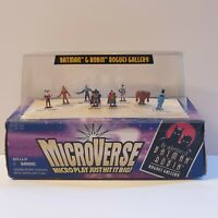 Kenner Microverse  The adventures of Batman and Robin Rogues gallery 1996 NEW