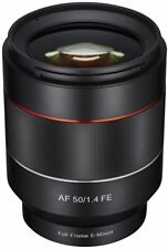 SAMYANG AF 50mm 1:1,4 for Sony E-Mount