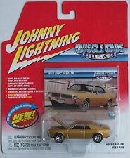 Johnny Lightning -'68/1968 AMC Javelin goldmet. Nouveau/Neuf dans sa boîte