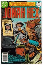 JONAH HEX #3 (VG/FN) Classic Western DC Bronze-Age Issue! 1977 LQQK!
