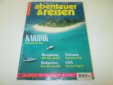 Abenteuer & Reisen - Dezember 12 / 1997 - Karibik, 26 Inseln im Test