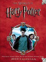 Harry Potter, The World Of: 2010 Desk Calendar