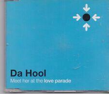 Da Hool-Meet Her At The Love Parade cd maxi single