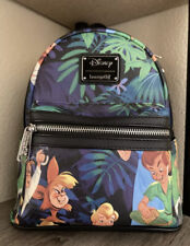 Peter Pan Loungefly Mini Backpack
