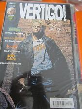 Vertigo presenta n.17 Rifle Brigade di Ennis,100 Bullets,Hellblazer ed.Magic Pre