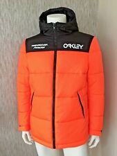 da26827e31b OAKLEY NEON ORANGE THERMONUCLEAR PROTECTION JACKET RETAIL £295 SIZE  XL....RARE