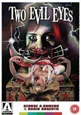 Two Evil Eyes 5027035005911 With Harvey Keitel DVD Region 2