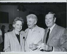 Alexis Smith, Hal Holbrook, Craig Stevens, Axel Str›bye ORIGINAL PHOTO HOLLYWOOD