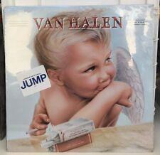 Van Halen - 1984 Sealed Original w/ 2 Hype Stickers - Jump David Lee Roth