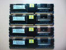 Nanya/HP 16GB (4x4GB) PC2-5300F DDR2 Registered ECC FB-DIMM 2RX4 (HP 398708-061)