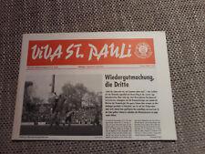Programm FC St.Pauli - Eintracht Braunschweig 04/05