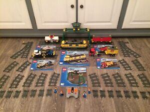 Lego City Train de marchandises ( 7939 )
