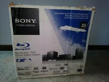 New Open Box! Sony Bdv-E370 Home Theater System 7.1 w/2 wireless boxes! S-Air