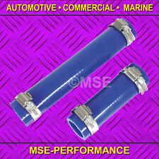 Lunghezza 100 mm tubo flessibile in silicone blu diametro interno 3-PLY 19 mm + 2 esterni-MSE456/1BE