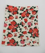 Women's Forever 21 Fitted Stretch Bodycon Rose Floral Skirt Size XS