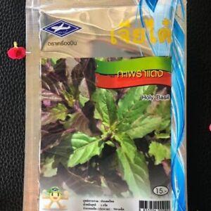CHAI TAI SEEDS THAI FOOD Backyard Garden Herb Vegetables Asian Plants