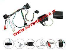 Controles en el volante e recuperación sonidos automóvil SOL radio FORD FOCUS de