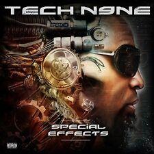 Special Effects [PA] [Digipak] by Tech N9ne (CD, 2015) EMINEM LIL WAYNE B.O.B CD
