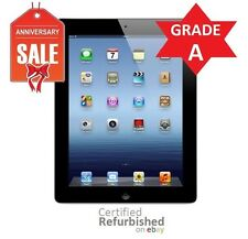 Apple iPad 3rd Gen 32GB, Wi-Fi + 4G AT&T (UNLOCKED), 9.7in- Black - GRADE A (R)