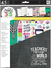me&my BiG ideas Create 365 The Happy Planner - TEACHER ACCESSORY PACK