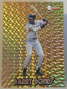 1994 Pacific Gold Prisms - Barry Bonds - #11 - San Francisco Giants - NrMt